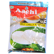 AACHI IDLY CHILLI POWDER 200GM