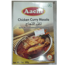 AACHI CHICKEN CURRY MASALA 200GM
