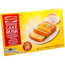 BRITANNIA CAKE RUSK 240GM