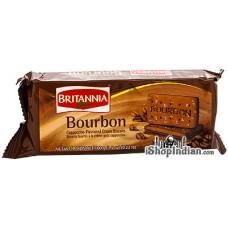 BRITANNIA CREAM TREAT BOURBON 196GM