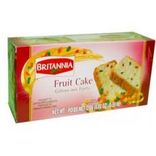 BRITANNIA FRUIT CAKE 135GM