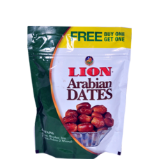 LION ARABIAN SEEDED DATES 250GM