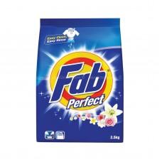 FAB PERFECT DETERGENT POWDER 2.5KG