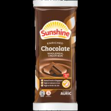 SUNSHINE CHOCOLATE CREAM BUN 65GM