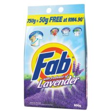 FAB LAVENDER 800GM